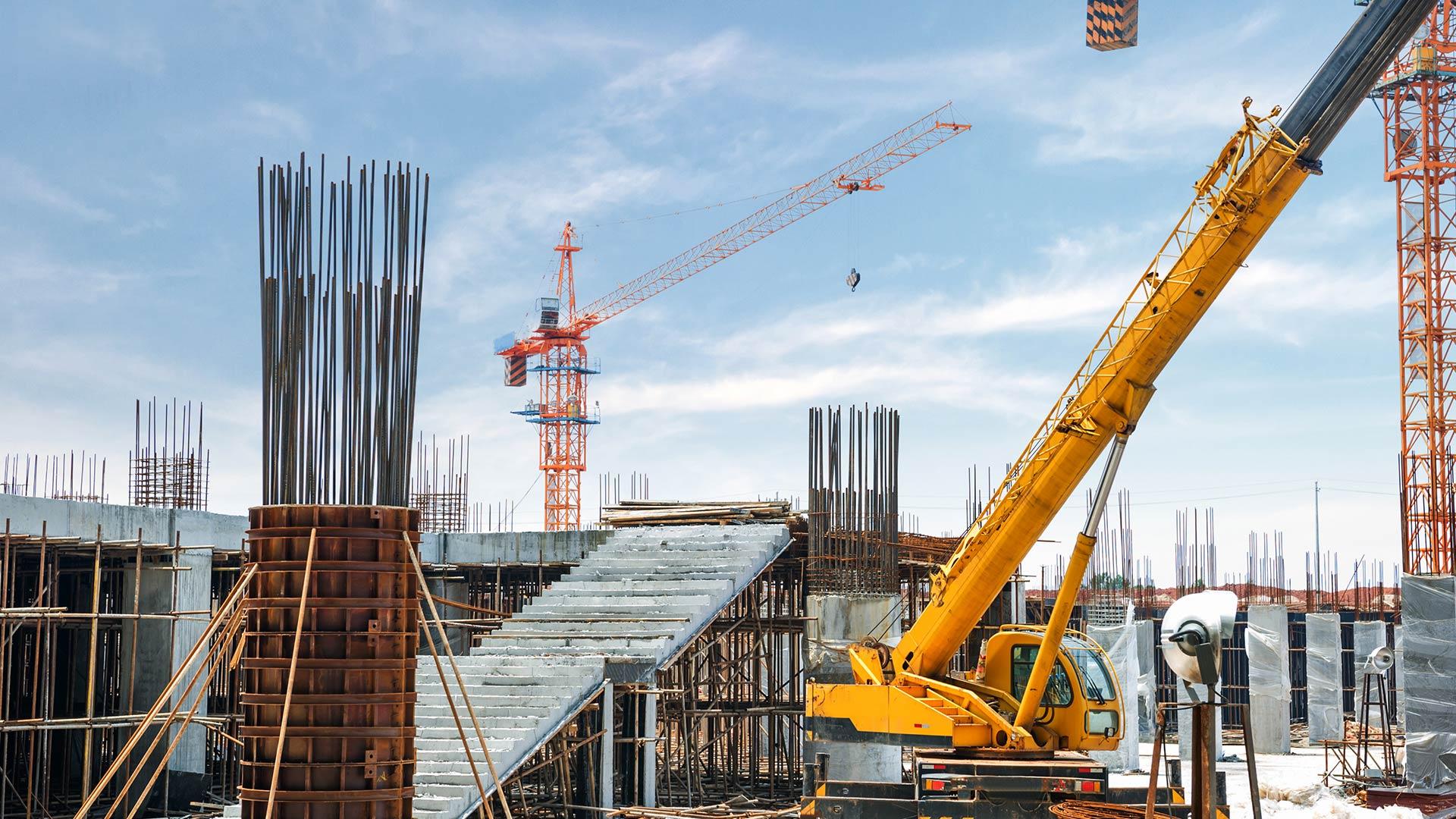 Africa under construction