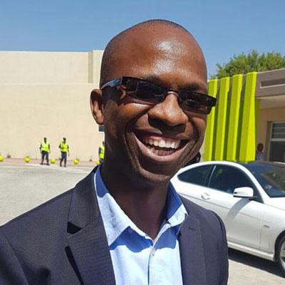 DR LWAZI MAEPE
