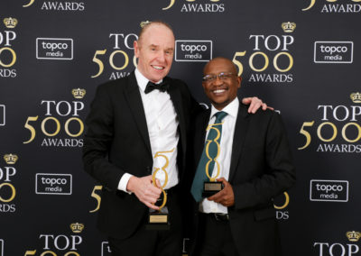 A proud night for Old Mutual Investment Group