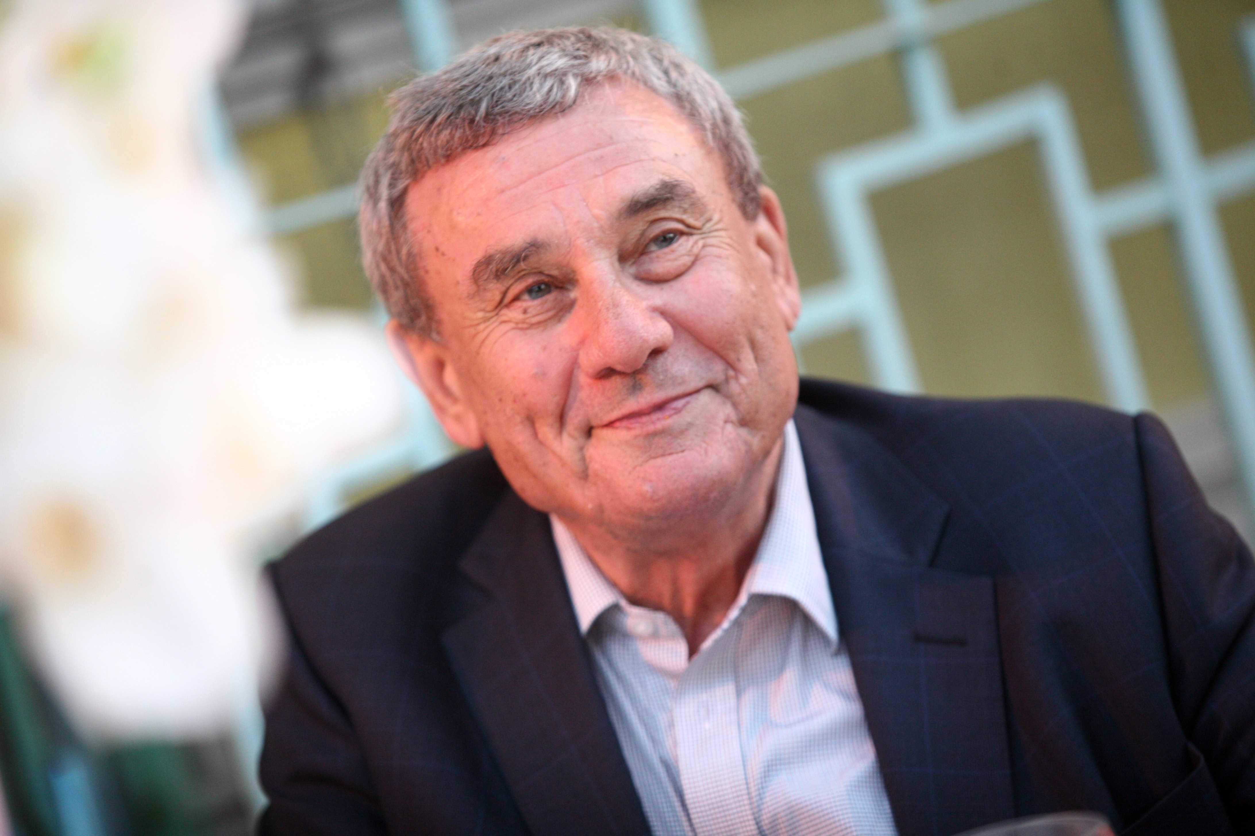 Quick-fire Q&A with Sol Kerzner