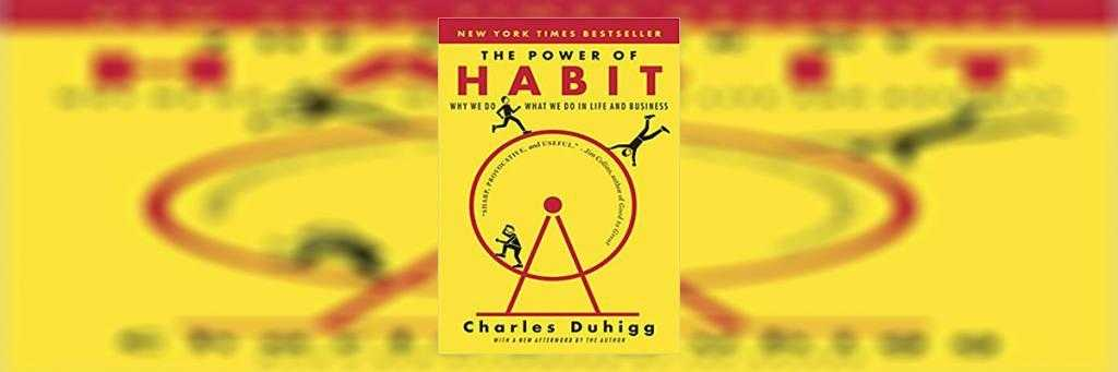 Book club: The power of habit