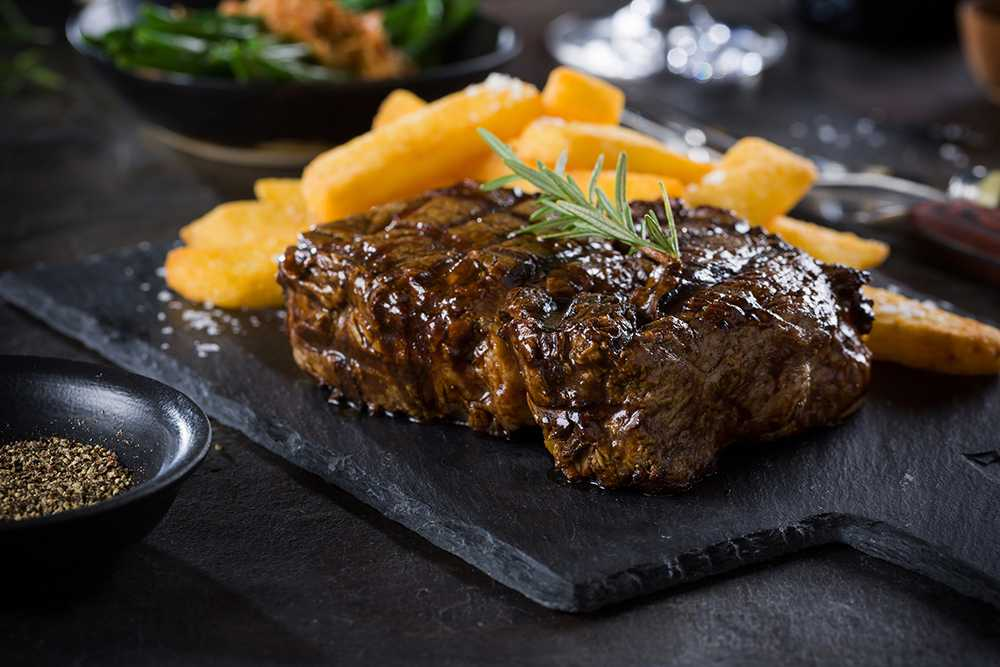 South Africa's most prestigious grill room turns 55