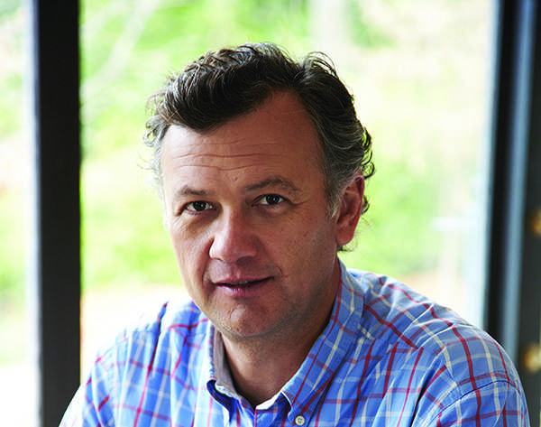 Disrupting finance: Michael Jordaan